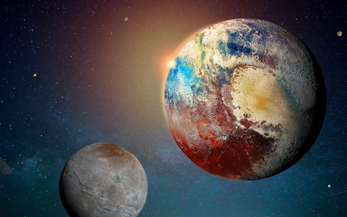 Care este semnul tău Pluto? Planeta transformării şi puterii, care schimbă lumea cu fiecare tranzit (sursa foto: Pixabay)